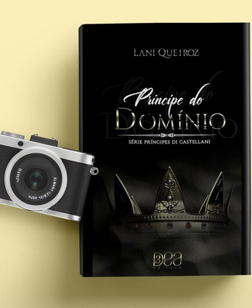 Lani Queiroz lança 5º volume de uma das séries eróticas mais vendidas do Brasil exclusivamente na Bienal do Rio