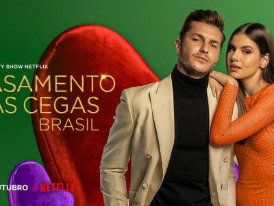"""Netflix divulga trailer e data de estreia de """"Casamento às Cegas Brasil"""""""