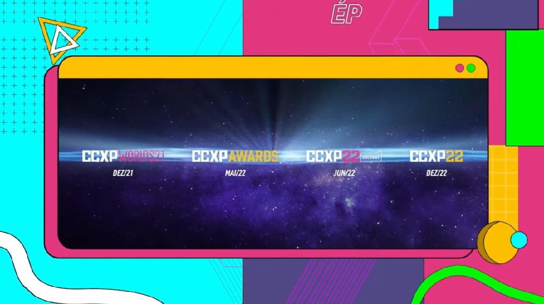 CCXP | Divulgadas hoje data e informações sobre o evento de cultura pop