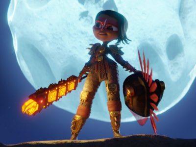 Maya e os Três Guerreiros assista o clipe da nova animação da Netflix