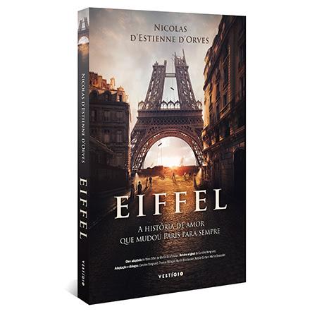 Capa do livro Eiffel