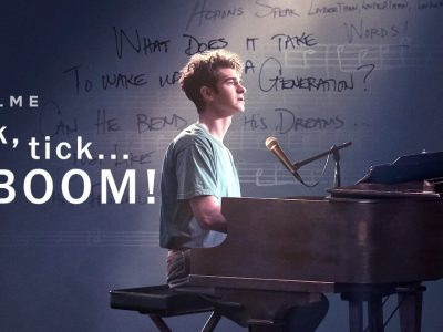Tick, Tick...BOOM! | Confira o trailer estrelado por Andrew Garfield